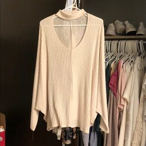 Urban Outfitters V Neck Top